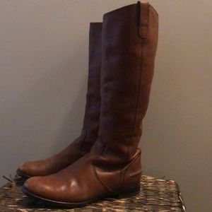 Madewell Riding Boots (Chestnut | Size: 8.5)